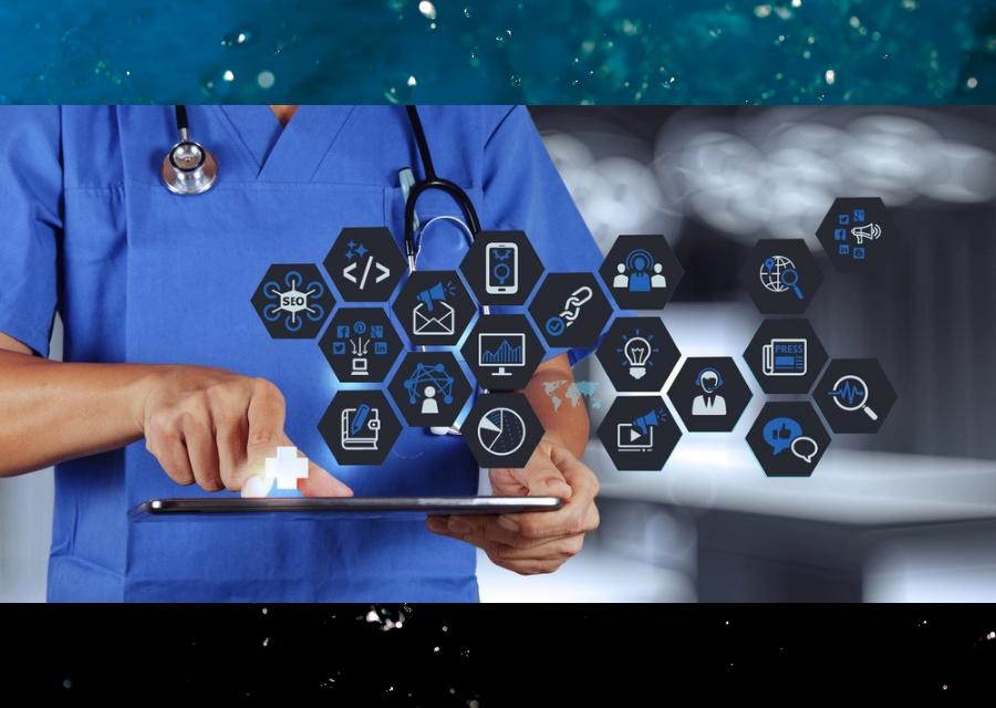 the custom healthcare software development company