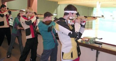 Airgun competition: Which sports exist?