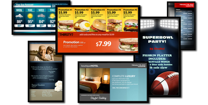 Top Points to Consider in your Digital Signage